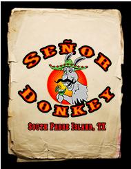 senor donkey logo